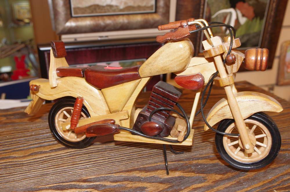 Русская деревянная игрушка