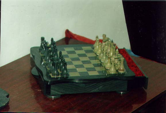 Нарды и шахматы